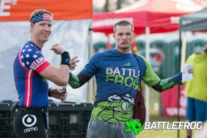 The Inaugural BattleFrog World Championships!